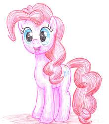 Pened Pinkie Pie by StewArt501st