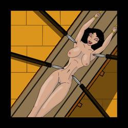 Jasmine - Tickle Torture by cerber123