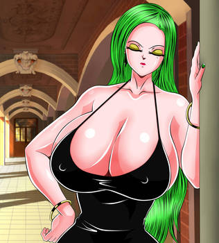 Princesa dragonia Comic Smash Down Dicasty by dicasty1
