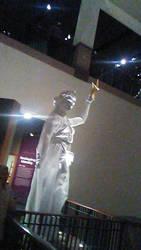Fancy Statue by HeyouPikachu123