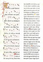 Apris ai qu'en chantant plour (13th century chant) by Pietrach
