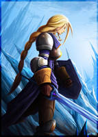 Agrias Oaks by Serathus