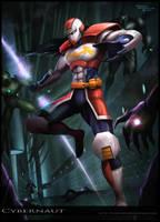 Cybernaut by Serathus