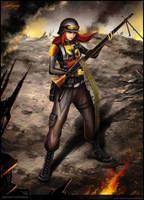 Captain Tocrowkia by Serathus