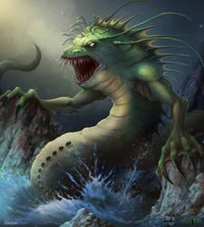 Cthulhu Project - Dagon by Serathus