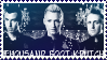 Thousand Foot Krutch Stamp by Hinerin
