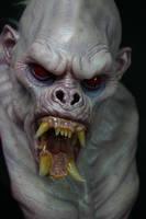 white ape 6 by Caseylovedesigns