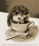 MAX - Cuteness Over Tea by jmercedesd