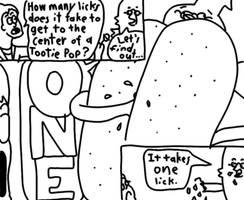 SUM: 15 Lickin' by Alex-Arrow