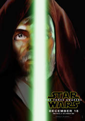 Luke Poster by Ticiano