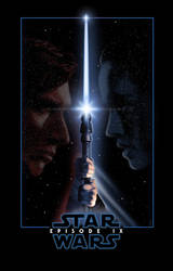 Star Wars Episode IX Poster by Ticiano