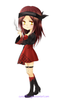 :PC: Aurelia by CursedBunny