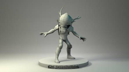 The Adventurer by SteveGibson
