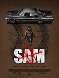 Sam Akira Parody by SteveGibson