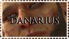 Stamp : Danarius by BucklesInTheSun