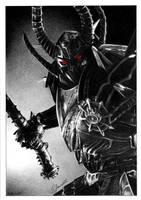 . Chaos Warrior . by ceres86