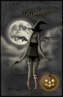 Happy Halloween by ceres86