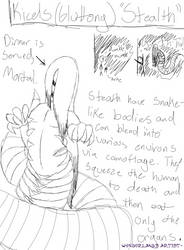Stealth (Kicels) by Murosakiiro