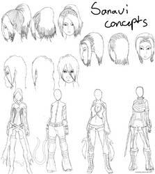 Sanavi Concept by Murosakiiro