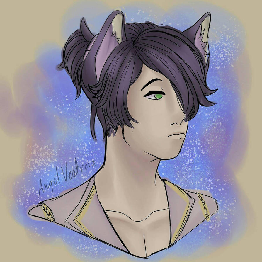 Micah  by MagentaButterfly123