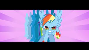 P-Team: Rainbow Dash by ShelltoonTV