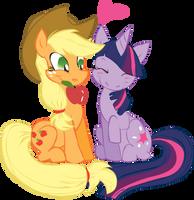 Apple Sparkle by ShelltoonTV