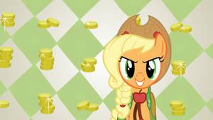 Applejack at the Gala by ShelltoonTV