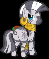 Zebra Plot by ShelltoonTV