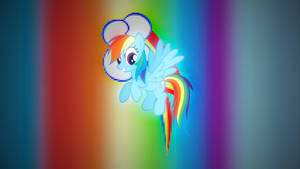 Rainbow Dash Pixels by ShelltoonTV