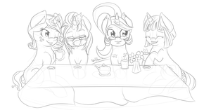 Tea For Ponies by ShelltoonTV
