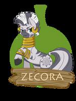 Zecora Shirt Design by ShelltoonTV