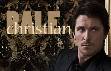 Christian Bale by oliveismypuppy