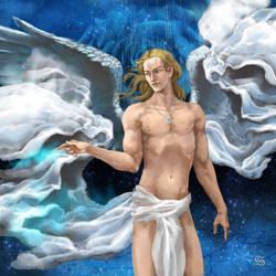 Angel by szalstudio