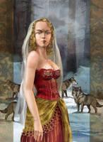 Gypsy by szalstudio