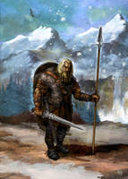 Barbarian by szalstudio