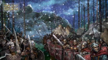 The Lost legion by szalstudio