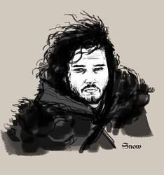 Snow by szalstudio