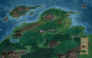 Maps by szalstudio