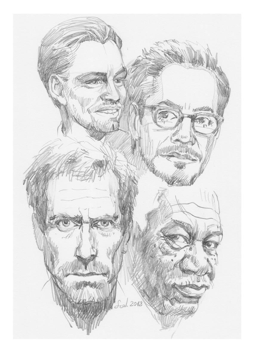 Portraits by szalstudio