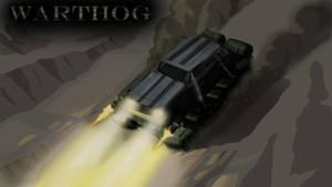 Warthog by Helios437