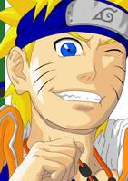Naruto by manoartist1996