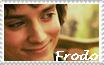 Frodo Stamp by RogueLottie