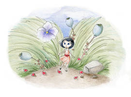 Thumbelina by c-osmos