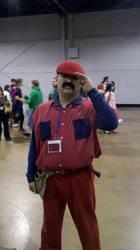 Mario by 3669AD