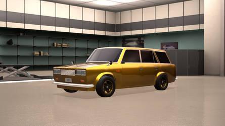 Clio Stingray V8 Wagon by Adam1331Yt