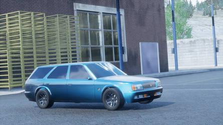 Clio Roadtrip Turbo by Adam1331Yt