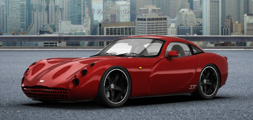TVR Tuscan by Adam1331Yt