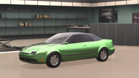 1998 Clio Coupe Turbo by Adam1331Yt