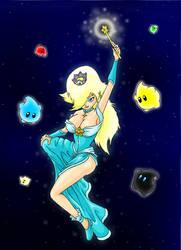 Celestial Goddess by Toxic-Eye