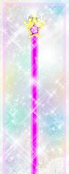 Supreme Silver Moonlight Sword by EmperatrizAyumi